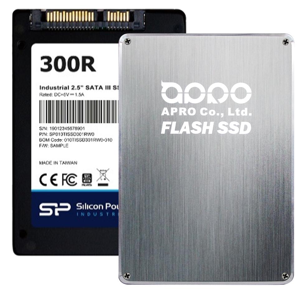 "Industrial 2.5"" SATA SSD"