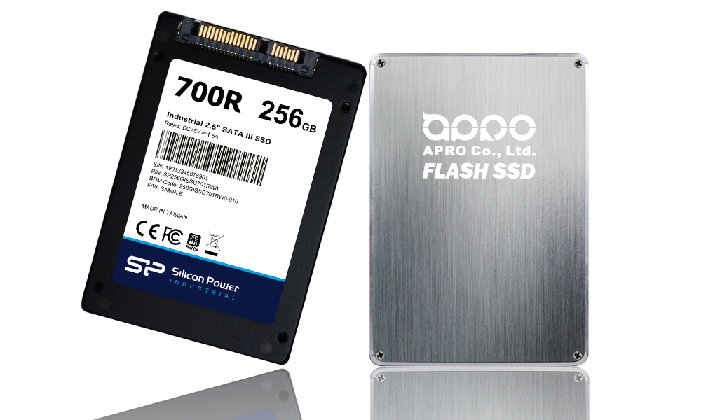 Industrial 2.5Zoll SATA SSD