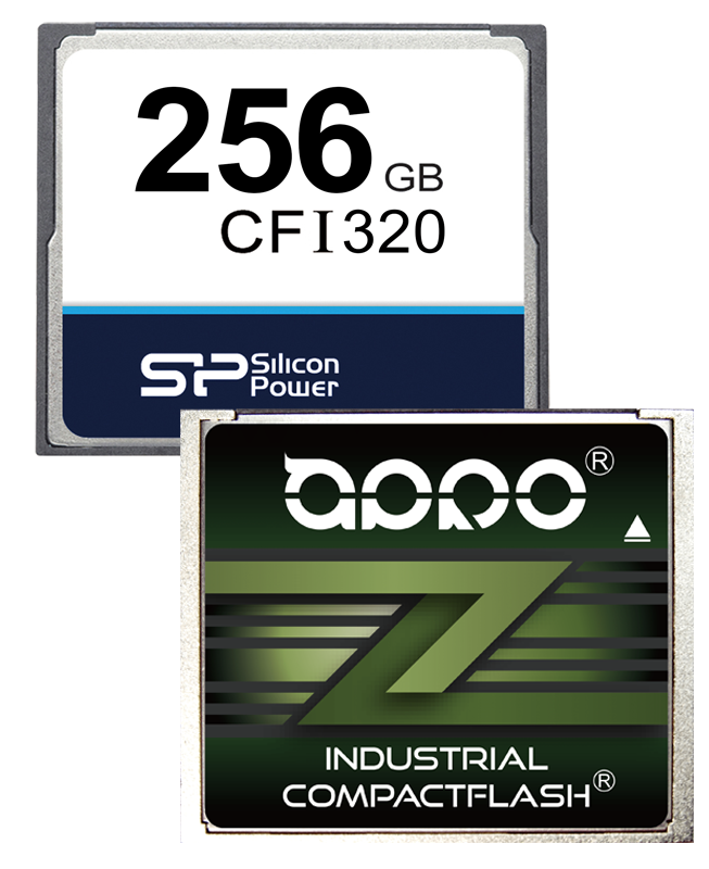 Industrial CompactFlash Card
