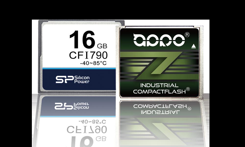 Industrial CompactFlash Card