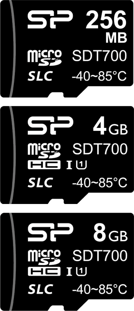 Silicon Power Industrial microSD