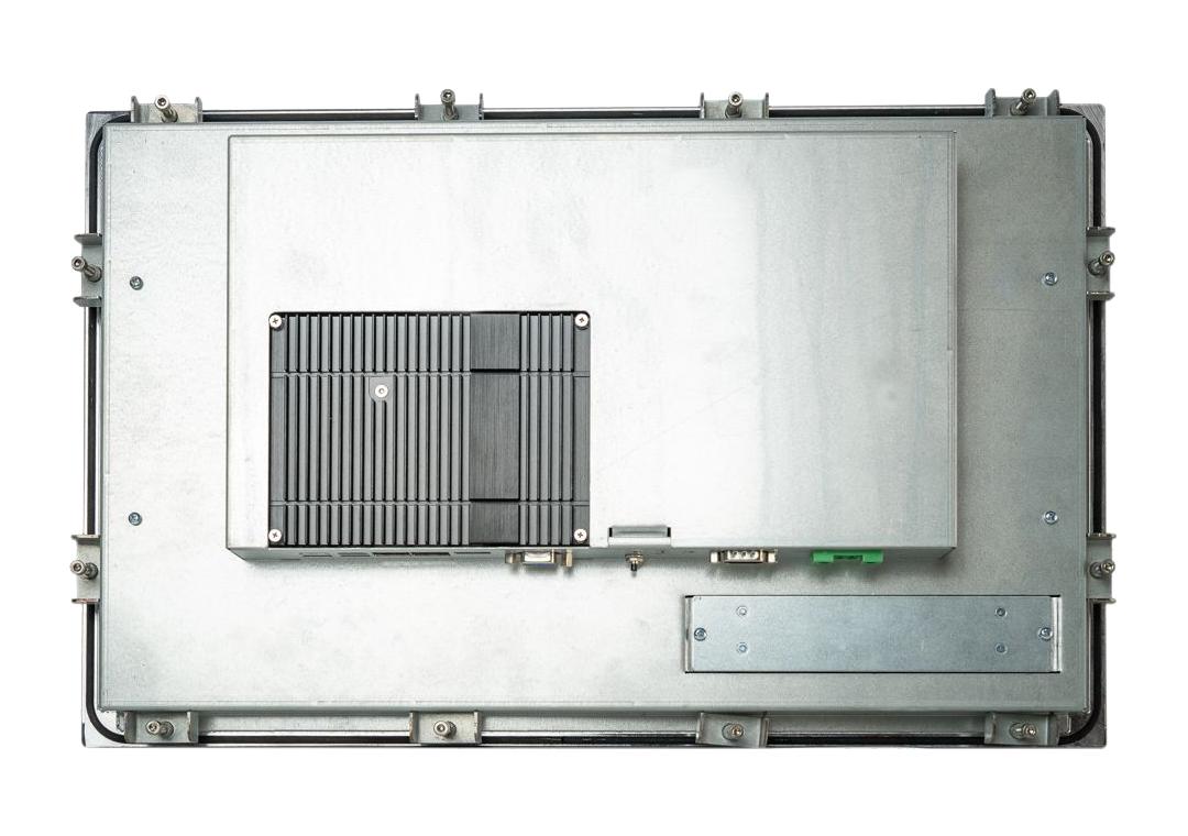 Einbau-IPCs mit Touch KPC-xxx (Rückseite)
