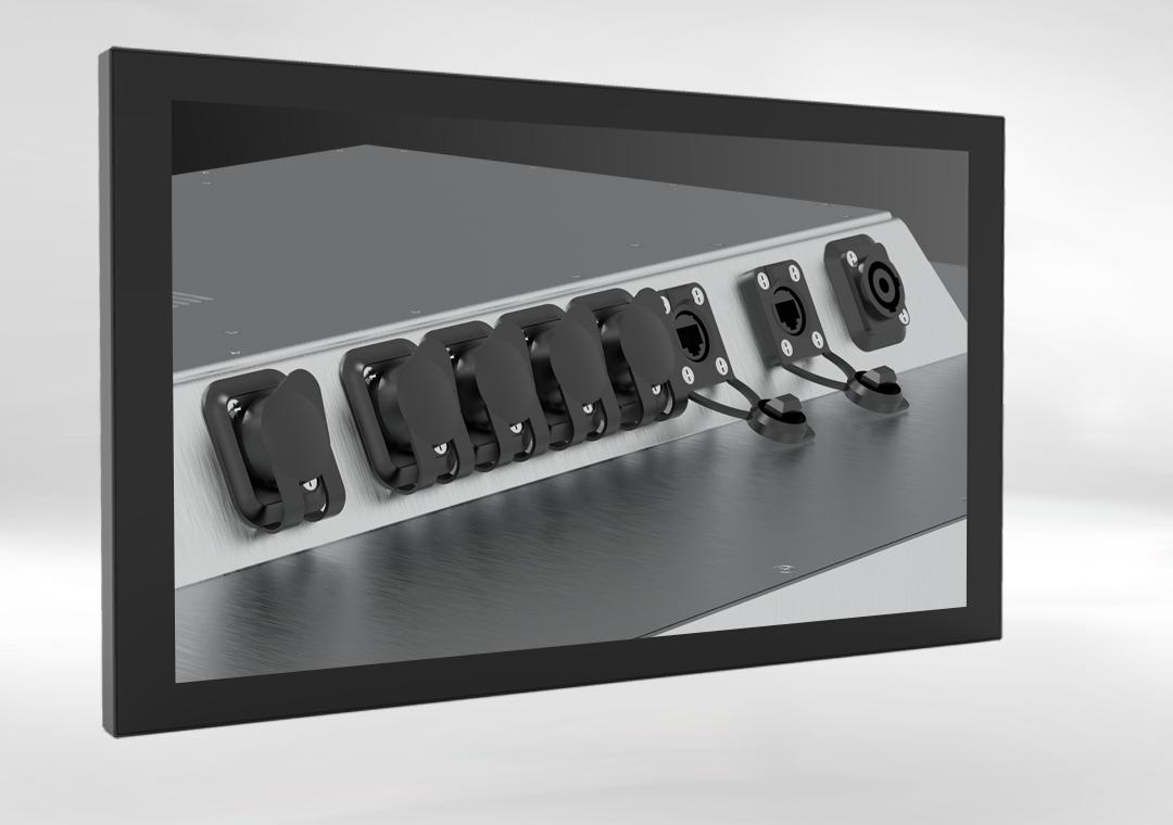 PICOS PAP IP65 Industrie-PCs ohne Touchscreen