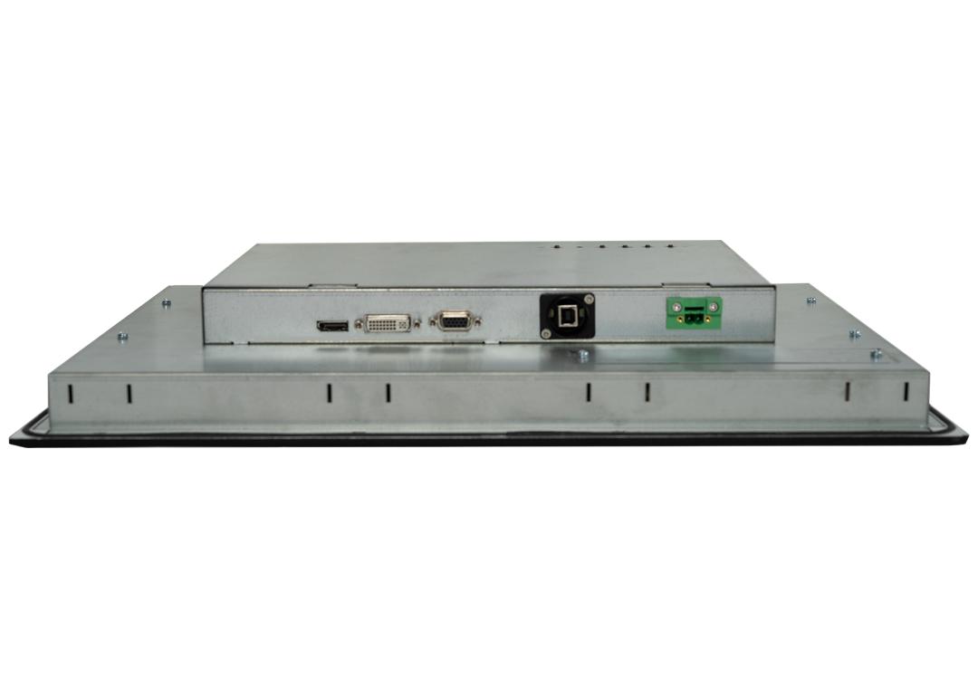 Einbau Industrie-Monitore (Anschlüsse)